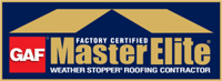 Only 2 % of the roofing contractors in North America have achieved Master Elite™ status! - Merryfield Construction Group